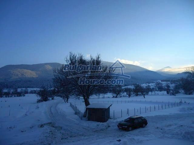 11162:14 - Partly furnished apartment with stunning mountain view