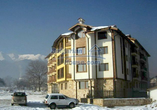 11162:15 - Partly furnished apartment with stunning mountain view