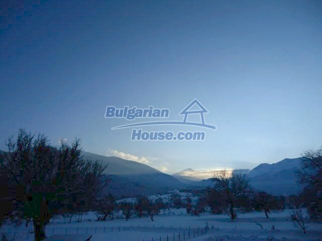11162:9 - Partly furnished apartment with stunning mountain view