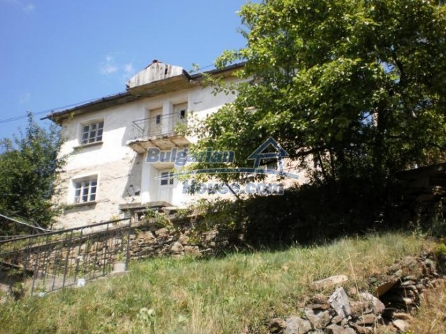 11180:3 - Rural house close to a pine forest,Rhodope Mountains