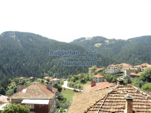 11180:18 - Rural house close to a pine forest,Rhodope Mountains