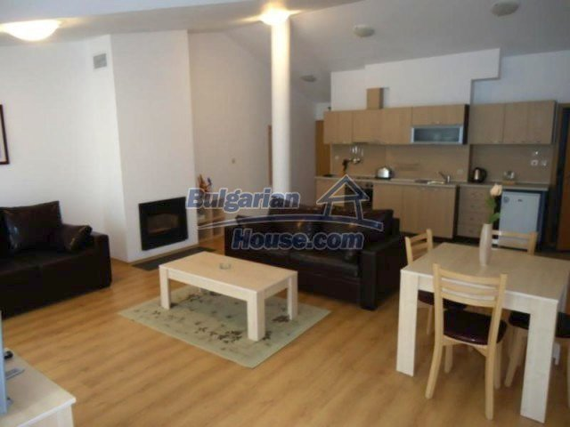 11189:2 - Luxury furnished one-bedroom apartment in Bansko,lovely scenery