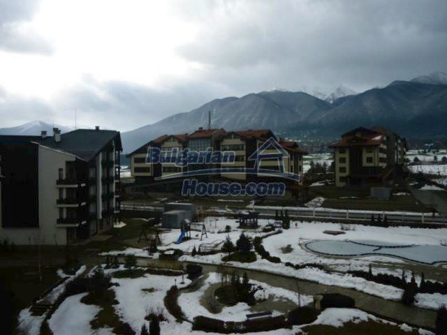 11189:15 - Luxury furnished one-bedroom apartment in Bansko,lovely scenery