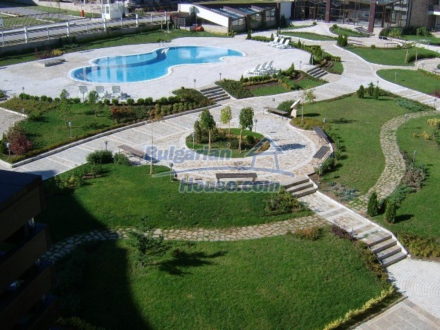 11189:19 - Luxury furnished one-bedroom apartment in Bansko,lovely scenery