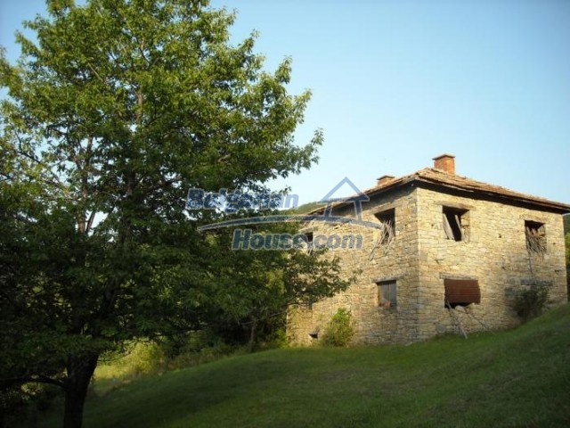 11201:1 - Stone house in a beautiful unspoiled countryside near Kardzhali