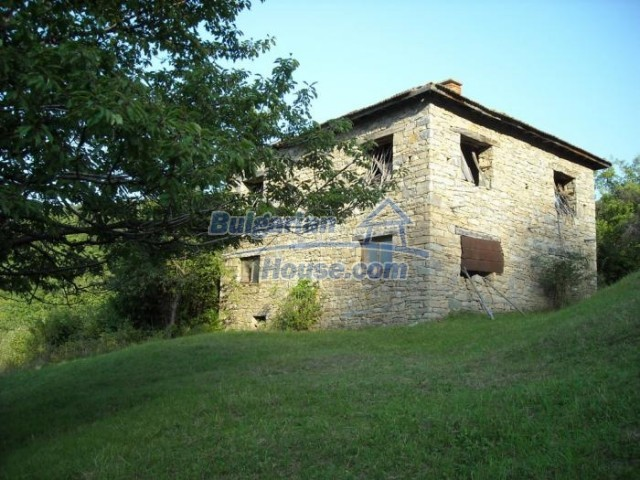 11201:3 - Stone house in a beautiful unspoiled countryside near Kardzhali