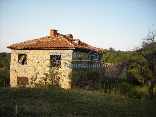 11201:11 - Stone house in a beautiful unspoiled countryside near Kardzhali