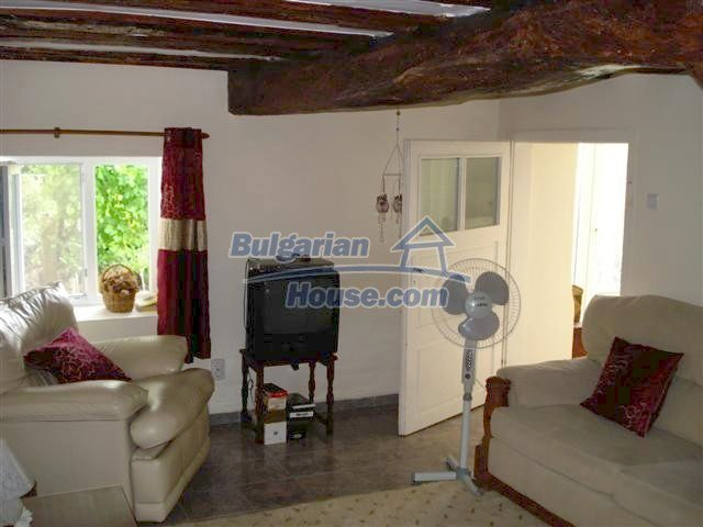 11203:13 - Gorgeous partly furnished and renovated house near Elhovo