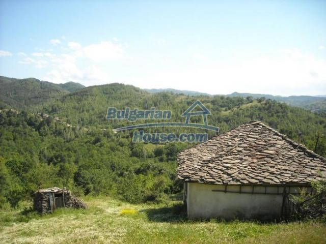 11206:3 - Charming stone house with amazing scenery 5 km from Ardino