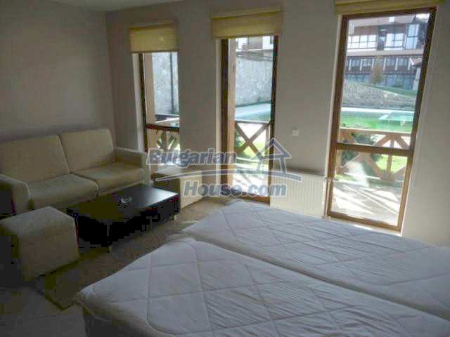 11213:3 - Stylish and cozy furnished studio apartment in Bansko