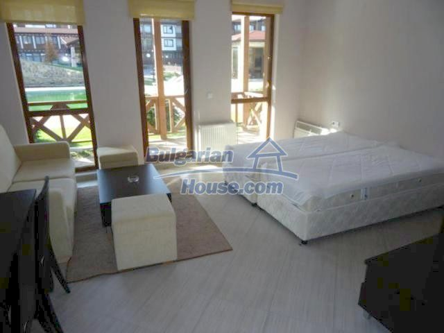 11213:4 - Stylish and cozy furnished studio apartment in Bansko