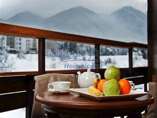 11213:11 - Stylish and cozy furnished studio apartment in Bansko