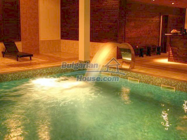11213:13 - Stylish and cozy furnished studio apartment in Bansko