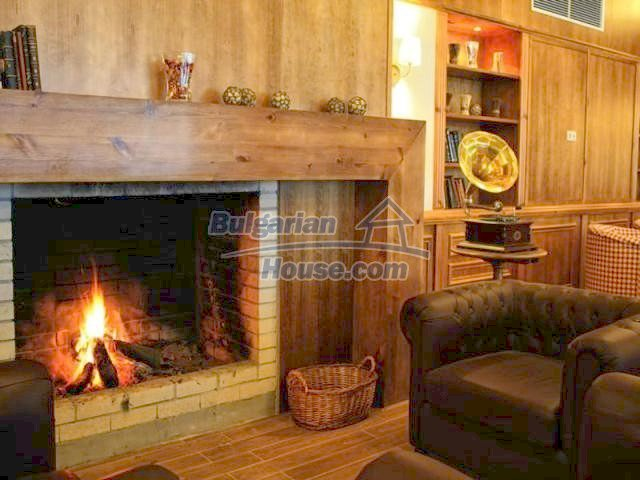 11213:16 - Stylish and cozy furnished studio apartment in Bansko