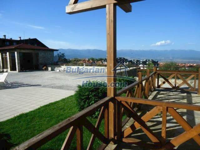 11213:7 - Stylish and cozy furnished studio apartment in Bansko