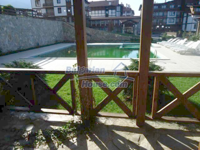 11213:8 - Stylish and cozy furnished studio apartment in Bansko