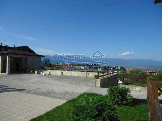 11213:9 - Stylish and cozy furnished studio apartment in Bansko