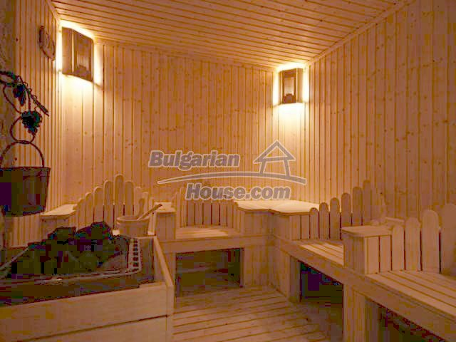11213:10 - Stylish and cozy furnished studio apartment in Bansko