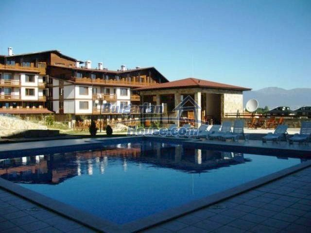 11213:17 - Stylish and cozy furnished studio apartment in Bansko