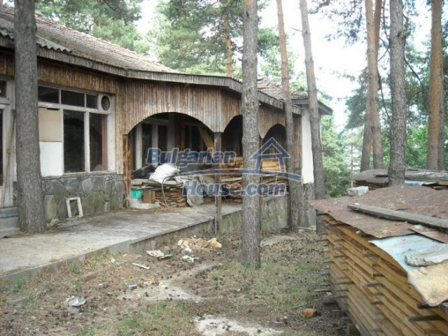 11223:2 - Spacious rural house with fascinating view near Smolyan