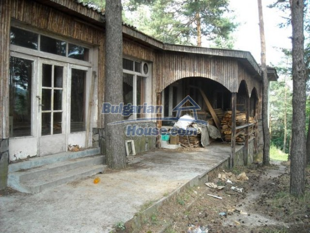 11223:3 - Spacious rural house with fascinating view near Smolyan