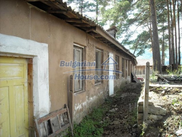 11223:7 - Spacious rural house with fascinating view near Smolyan