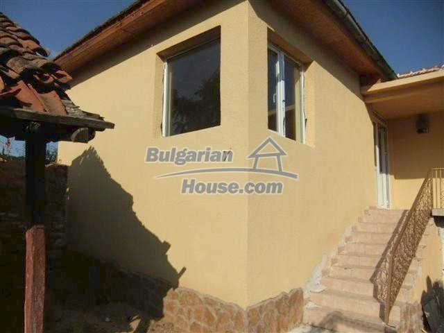11231:1 - Cheap recently renovated rural house in Haskovo region