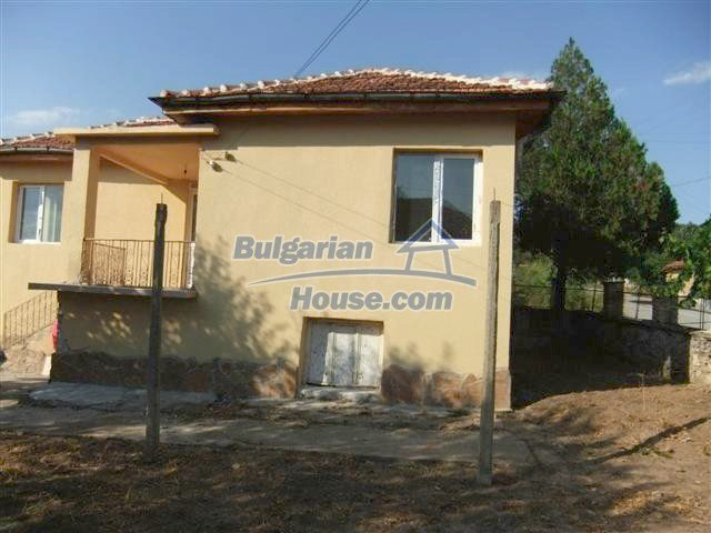 11231:3 - Cheap recently renovated rural house in Haskovo region