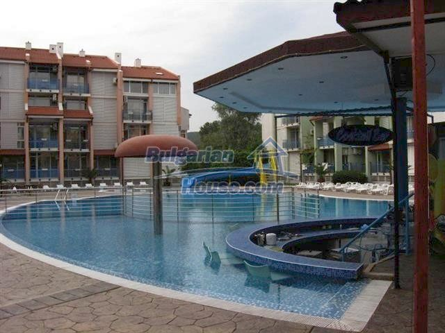 11255:1 - Well maintained furnished seaside studio in Sunny Beach