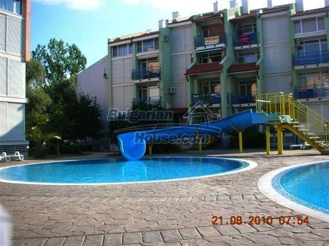 11255:2 - Well maintained furnished seaside studio in Sunny Beach
