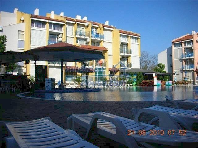 11255:3 - Well maintained furnished seaside studio in Sunny Beach