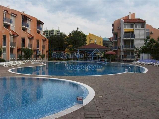 11255:4 - Well maintained furnished seaside studio in Sunny Beach