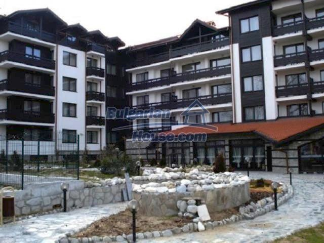 11264:9 - Fully furnished high-class three-bedroom apartment in Bansko