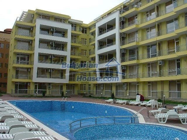 11280:1 - Furnished coastal apartment in perfect condition in Sunny Beach