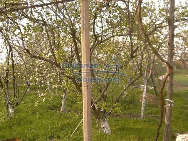 11283:15 - Cozy furnished rural house near a mountain in Yambol region