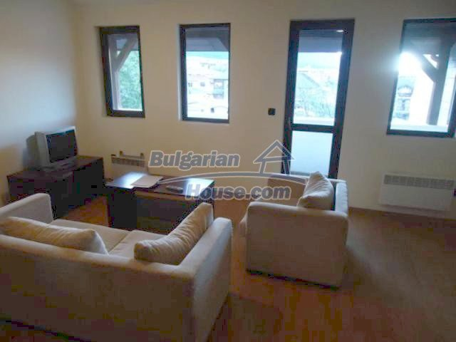 11288:11 - Furnished apartment with fantastic panoramic views in Bansko