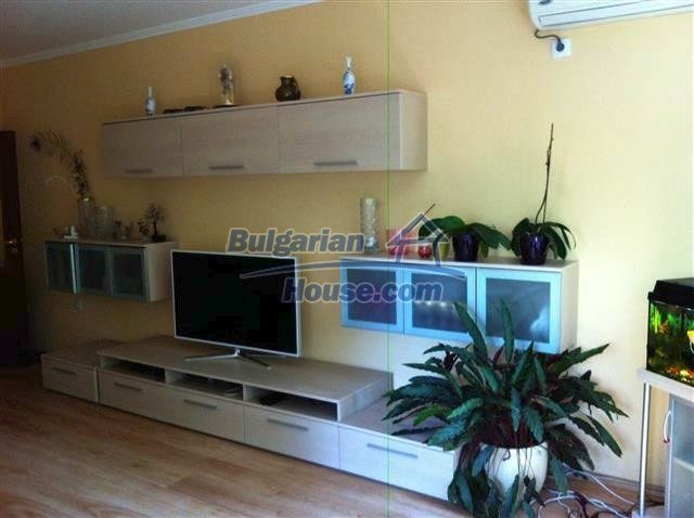 11289:4 - Spacious partly furnished seaside apartment in Burgas