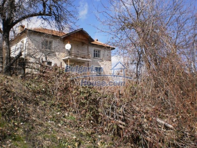 11296:3 - Charming house close to the beautiful spa resort of Banite