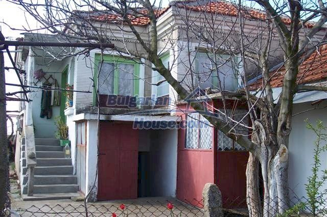 11314:1 - Beautiful rural house for sale in Elhovo region