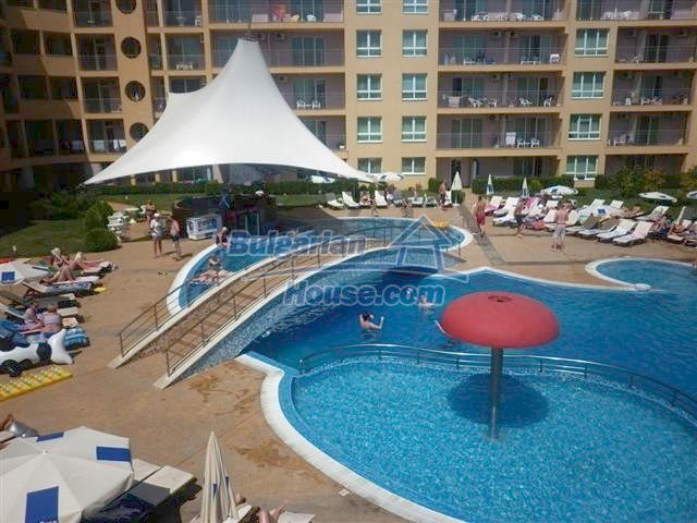 11330:1 - Thoroughly furnished seaside studio apartment in Nessebar