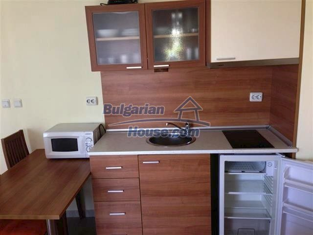 11330:7 - Thoroughly furnished seaside studio apartment in Nessebar