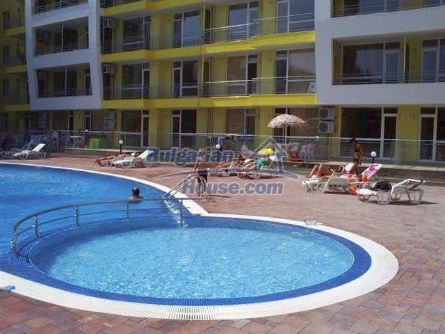 11331:10 - Attractive furnished two-bedroom apartment in Sunny Beach