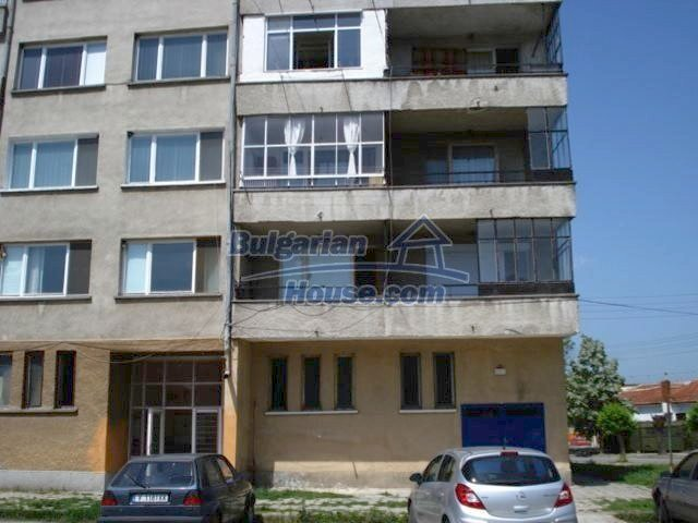 11351:2 - Two-bedroomed apartment in very good condition in Elhovo