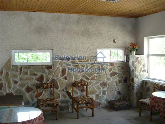 11357:17 - Completed rural house with a splendid garden near Elhovo