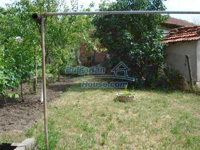 11357:24 - Completed rural house with a splendid garden near Elhovo
