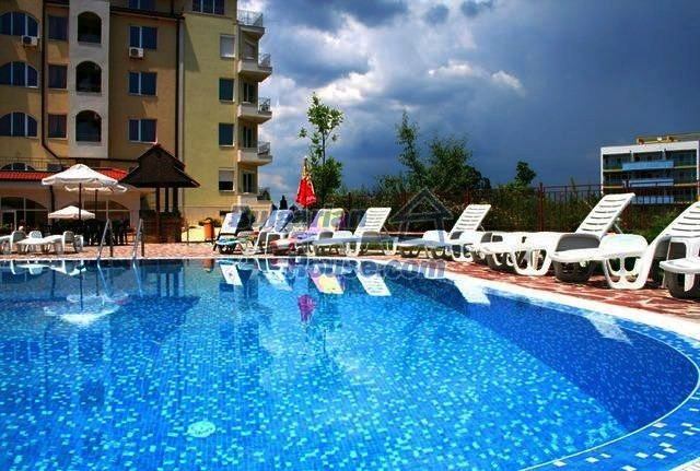 11376:6 - Bargain offerfurnished coastal apartment in Sunny Beach