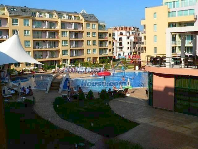 11391:12 - Excellent low priced seaside studio in Sunny Beach