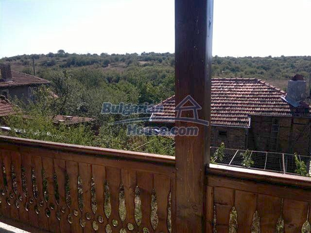 11399:12 - House at the foothills of the Strandzha MountainMalko Tarnovo