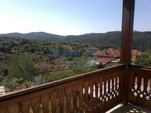 11399:10 - House at the foothills of the Strandzha MountainMalko Tarnovo