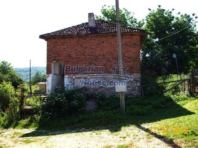 11454:3 - Cheap house with a mountain panorama near Malko Turnovo